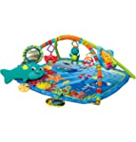 Baby Einstein Baby Neptune Nautical Friends Play Gym by Baby Einstein