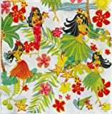 Island Hula Honeys Cocktail Napkins