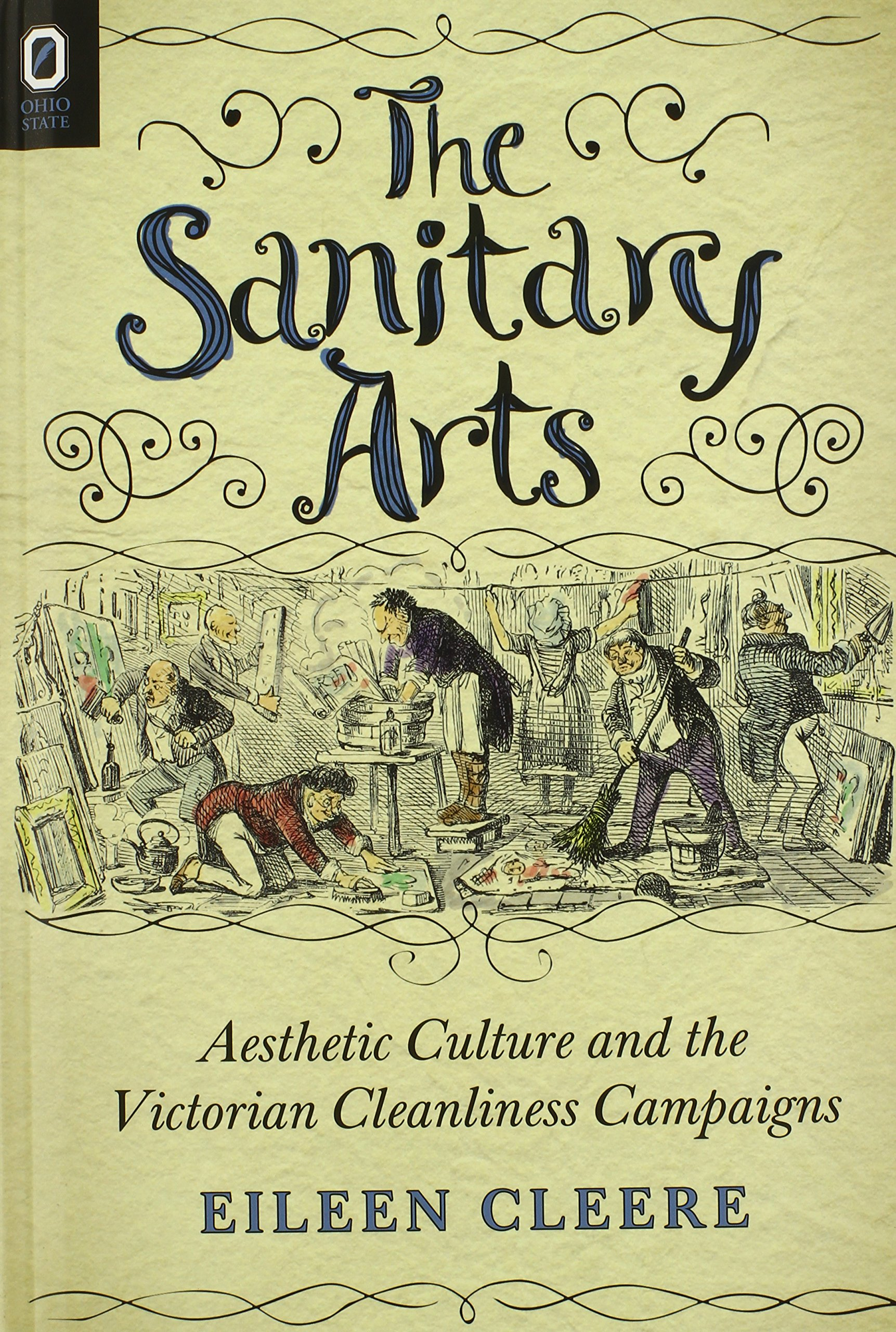 Download The Sanitary Arts: Aesthetic Culture and the Victorian Cleanliness Campaigns pdf epub