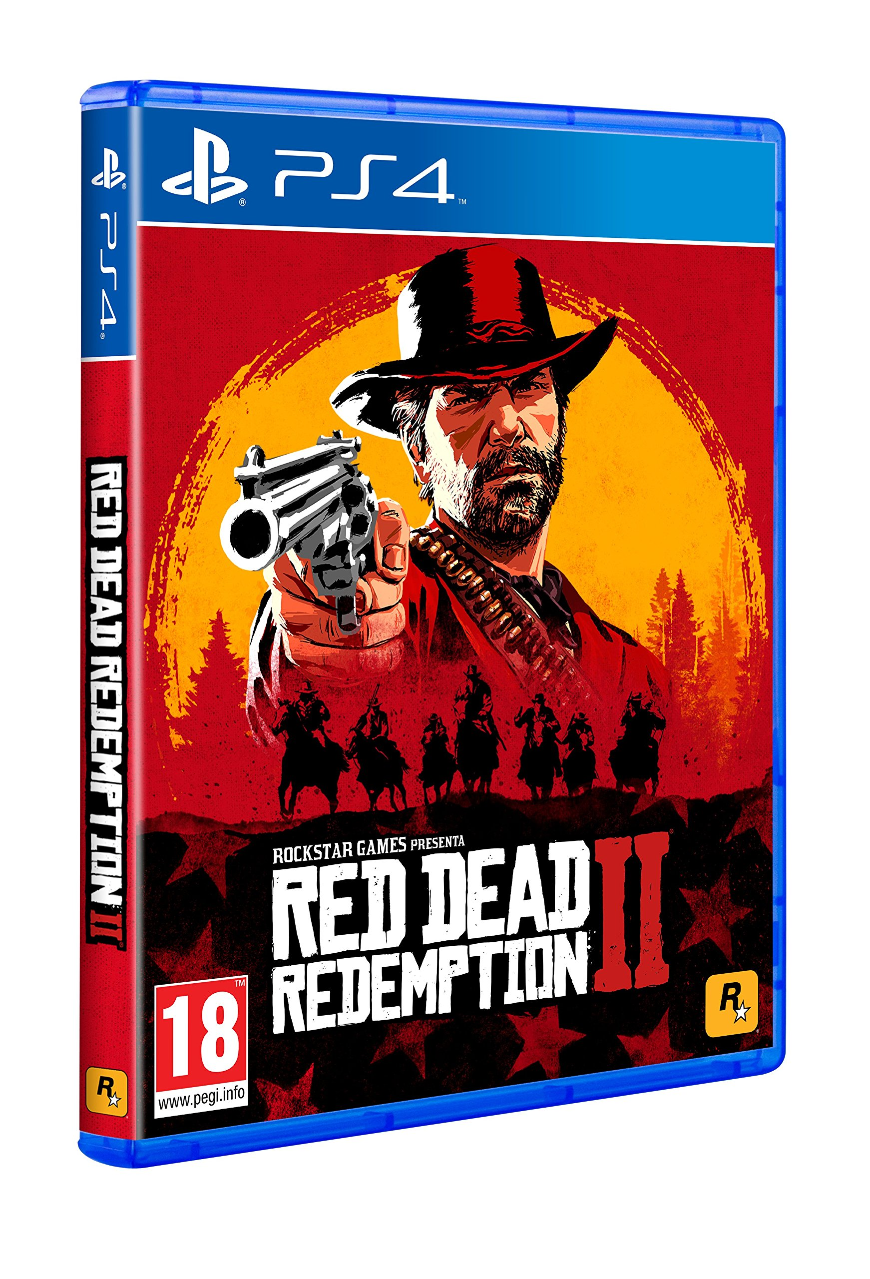 Take Two Interactive  - Red Dead Redemption 2 (PS4) product image