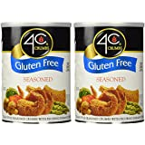 4C Gluten Free Crumbs Seasoned, 12 Ounce (Pack Of 2)