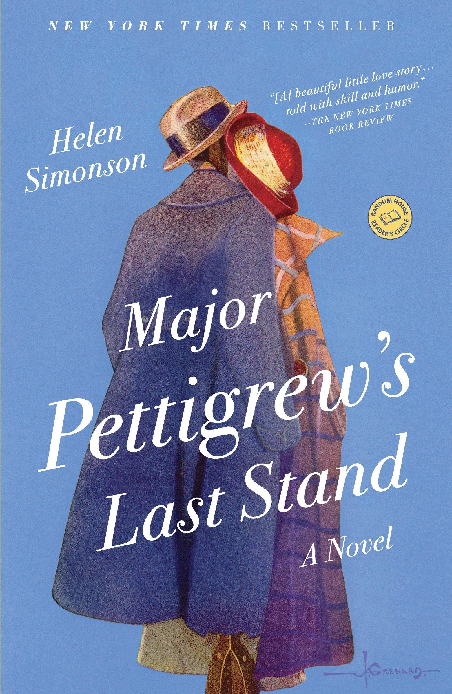 Amazon.com: Major Pettigrew's Last Stand: A Novel (9780812981223 ...