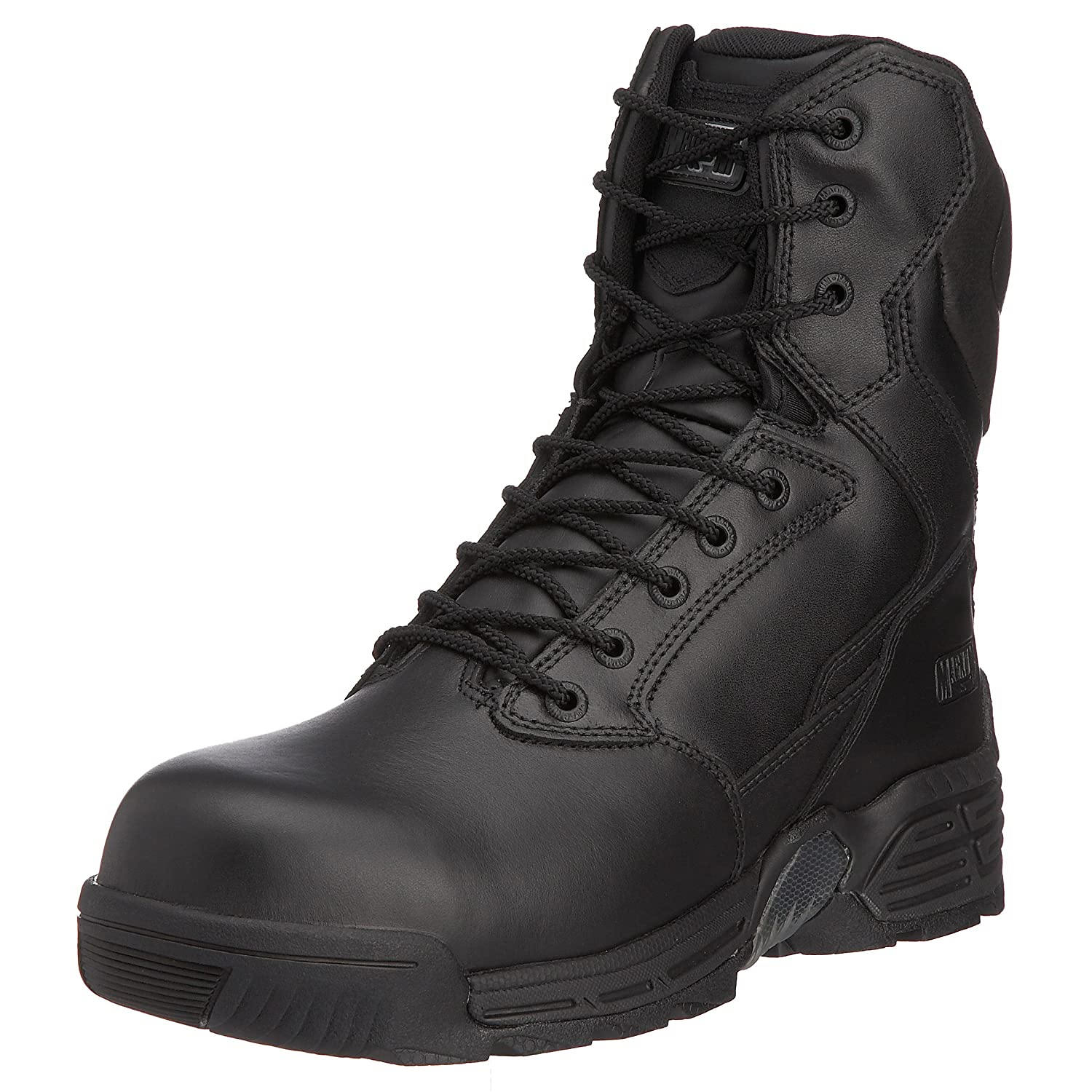 Magnum Stealth Force 8.0 Leather CT CP MG800039 - Botas de cuero unisex44 EU|Negro