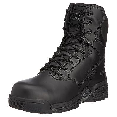 Magnum Stealth Force 8 37741/069, Chaussures de sécurité mixte adulte, Noir  (