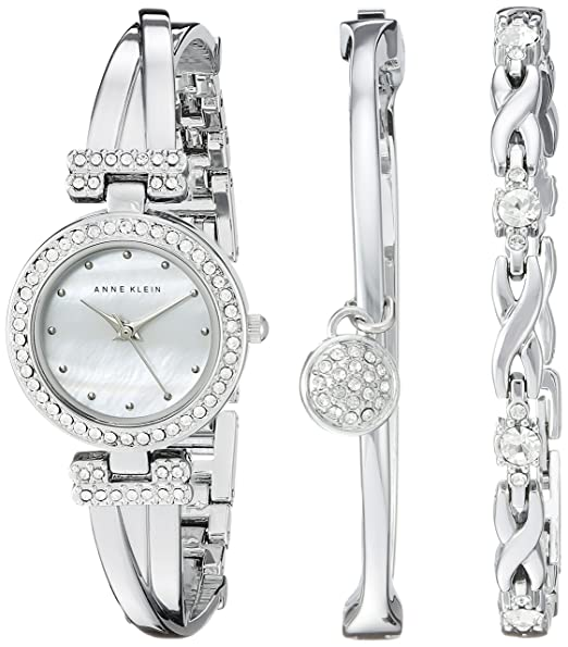watch jewellers pascoes watches the elite tone bangle ladies two
