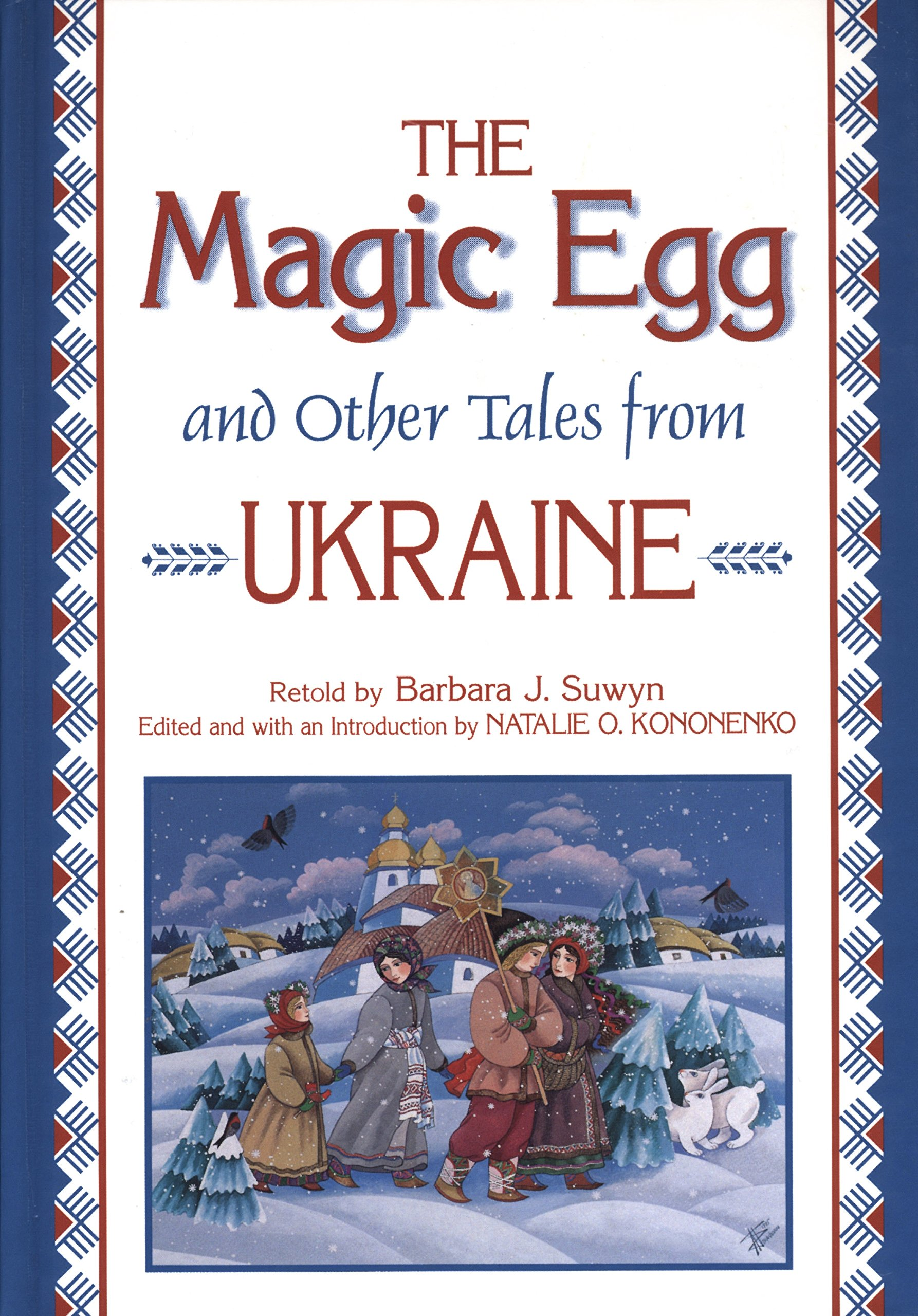 Amazon.com: The Magic Egg and Other Tales from Ukraine (World ...