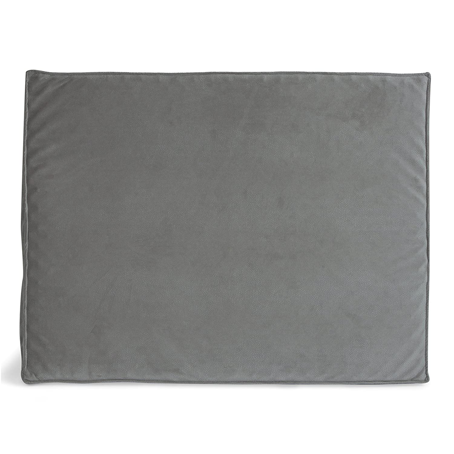Grey Best Friends by Sheri Joint Relief Nap Mat in Ilan, Grey, 27 x36 x2