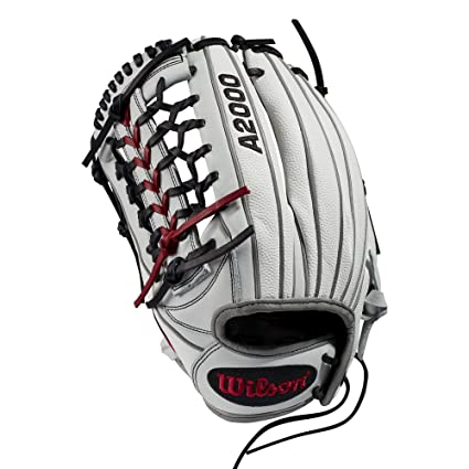 2ea79ce49c7 Wilson WTA20 19T125SS T125 SuperSkin 12.5 quot  Outfield Fastpitch Glove - Left  Hand Throw