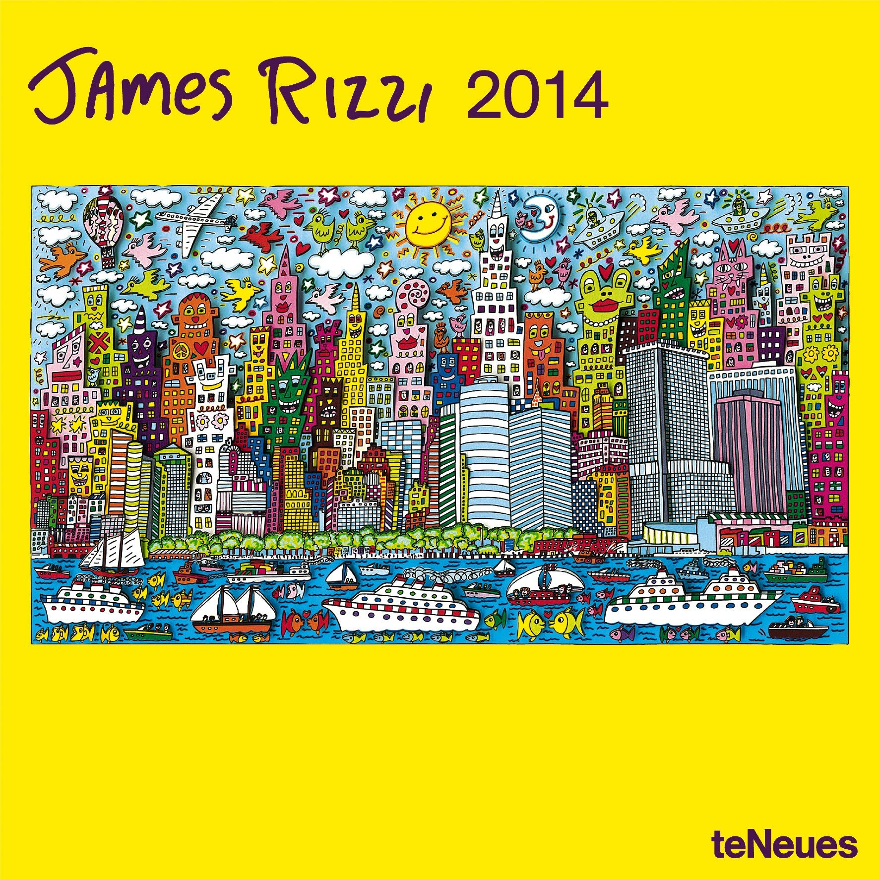 James Rizzi 2014 EU