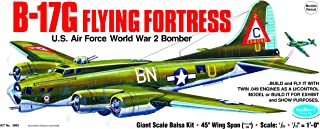 product image for Guillow's Boeing B-17G Flying Fortress Model Kit