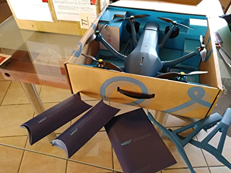 Hexo+ 3D, Drone Inteligente, Azul: Amazon.es: Electrónica