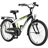 BIKESTAR Vélo enfant pour garcons et filles de 6 ans ★ Bicyclette enfant 20 pouces classique avec freins ★
