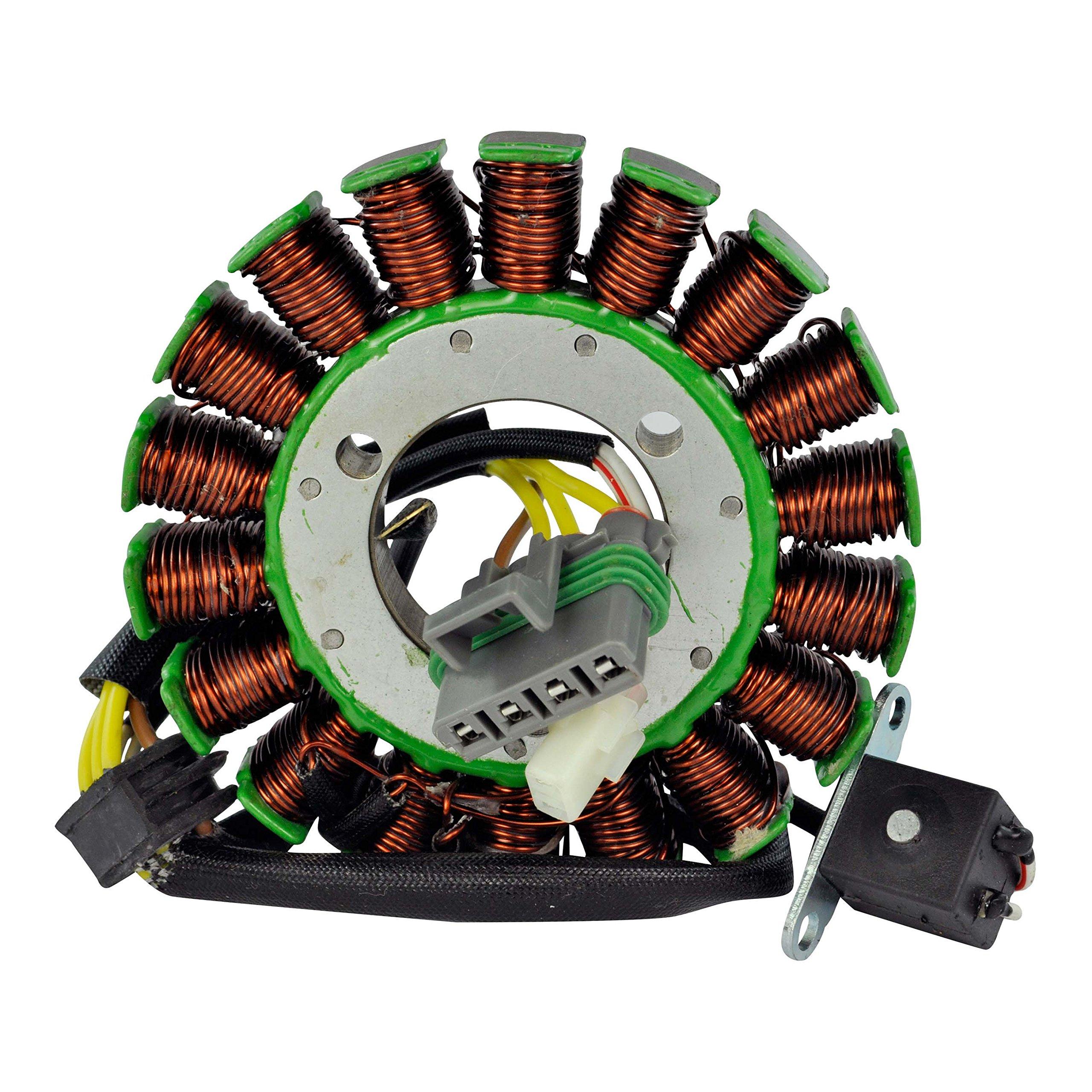 Generator Stator For Polaris Ranger 500/Crew 500 Sportsman 500/HO/X2 500 2005-2014 OEM Repl.# 3089906 3089959 3089579 3090081 by RMSTATOR