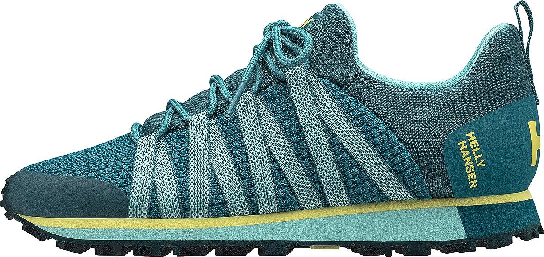 Helly Hansen W Vardapeak V2, Zapatillas de Running para Asfalto para Mujer, Turquesa (Deep Lagoon/Glacier Blue 497), 39 EU: Amazon.es: Zapatos y complementos