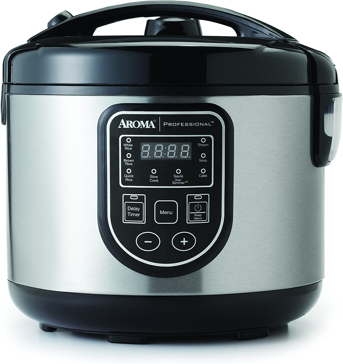 Aroma Housewares ARC-980SB Professional 20-cup (Cooked) Digital Rice Cooker,Multi Cooker