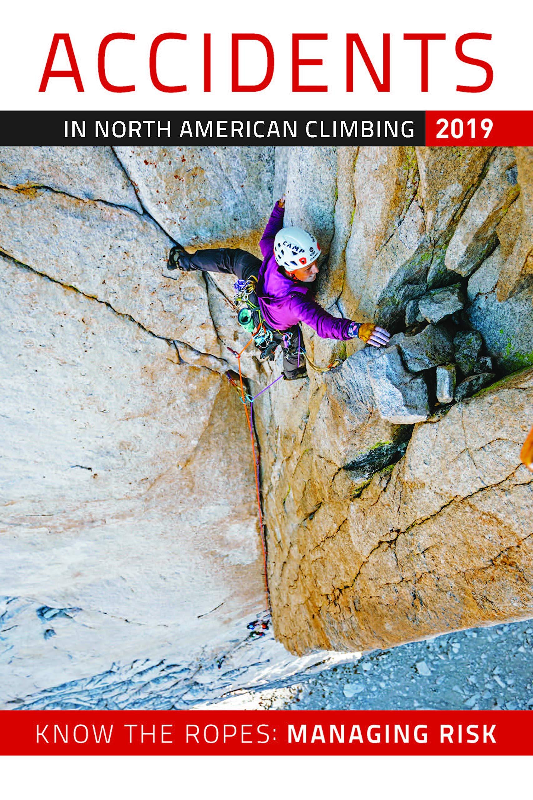 AMERICAN ALPINE CLUB Rock Climbing STICKER Decal