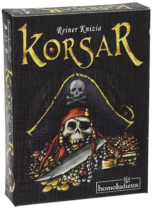 Devir Homoludicus - Korsar, juego de estrategia (925487)