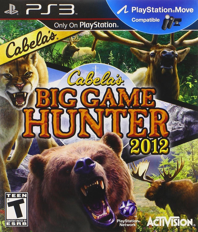 Cabela's Big Game Hunter 2012 (SEMINUEVO)