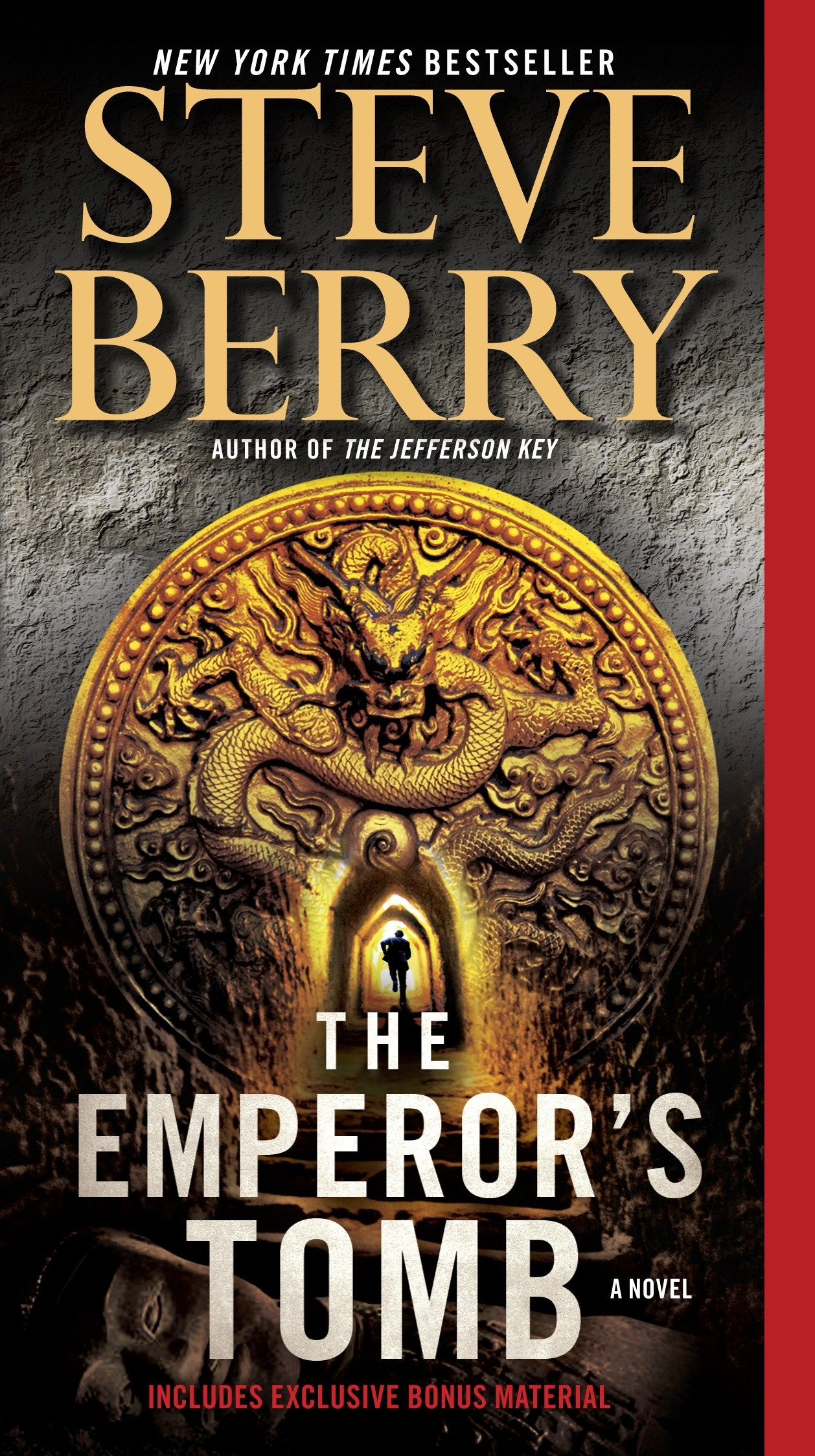 Amazon.com: The Emperor's Tomb (with bonus short story The Balkan Escape):  A Novel (Cotton Malone) (9780345505507): Steve Berry: Books