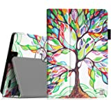 """Fintie Folio Case for Kindle Fire HD 7"""" (2013 Old Model) - Slim Fit Folio Case with Auto Sleep / Wake Feature (will only fit Amazon Kindle Fire HD 7, Previous Generation - 3rd), Love Tree"""