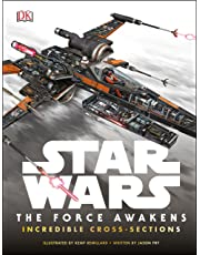 Star Wars. The Force Awakens Incredible Cross Sections