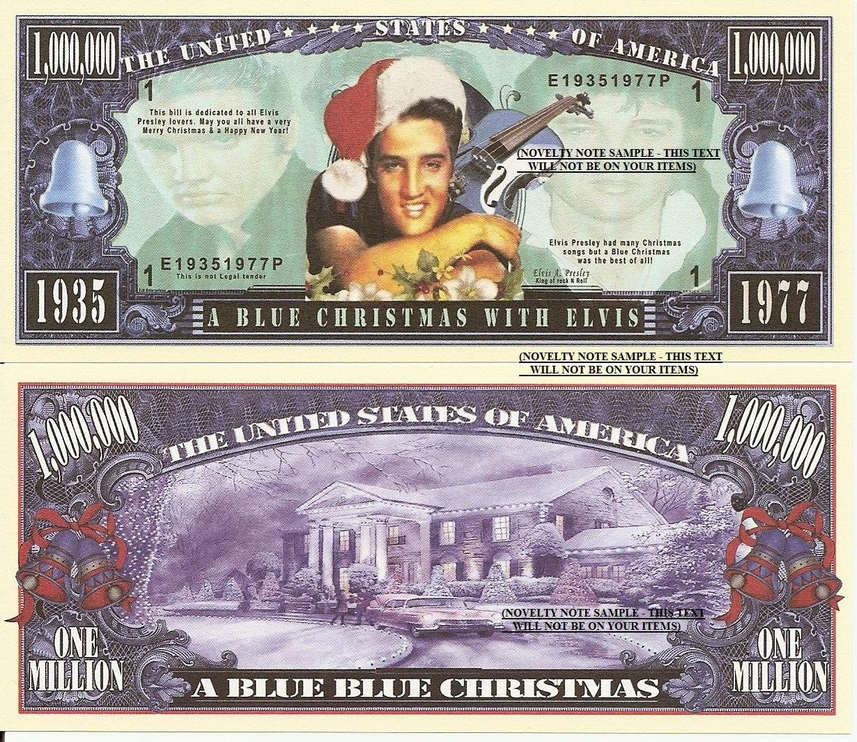 The Who Classic Rock Band Million Dollar Novelty Money