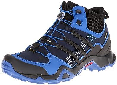 Adidas M22761 Men'S Navy Terrex Swift R Mid Gtx Shoes, 9.5/ UK:SIZE