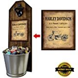 Amazon.com: HARLEY-DAVIDSON Sculpted 3D Willie G Skull Key ...
