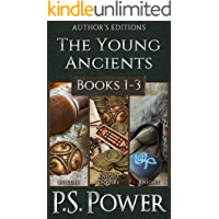 Author's Edition: The Young Ancients Books 1-3 (3 Book Box Set)