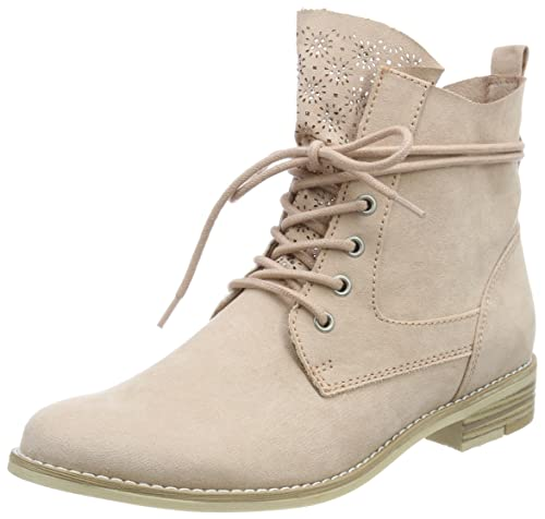 sports shoes e4394 aaa1e MARCO TOZZI Women's 25105 Combat Boots