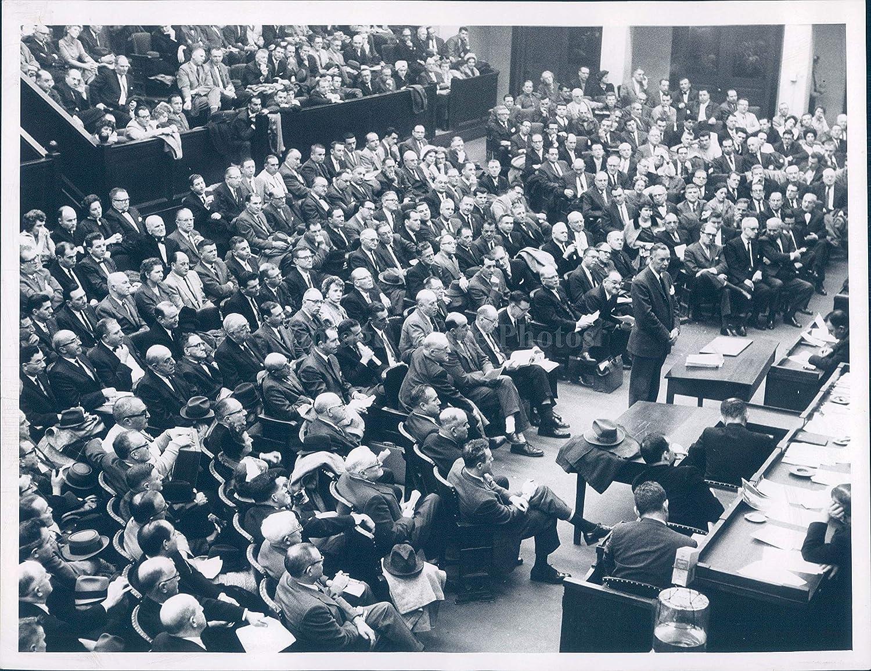 Amazon com: Vintage Photos 1961 Photo Gardner Auditorium