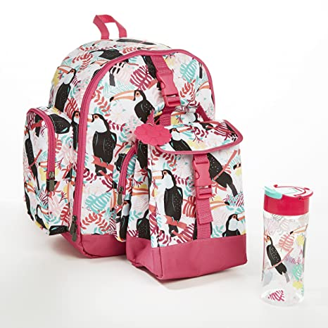 e1f11d755997 Image Unavailable. Image not available for. Color  Fit   Fresh Lola Backpack    Ariana Lunch Bag Kit for Kids ...