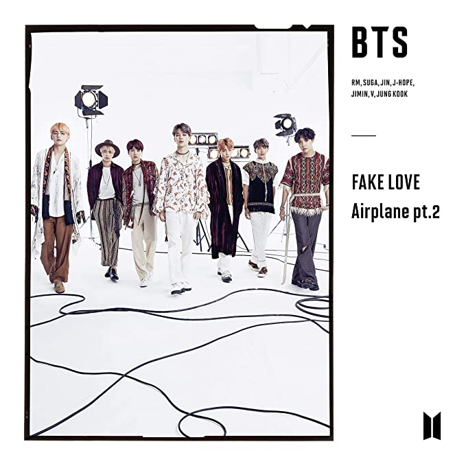 Buy Fake Love/Airplane   Online at Low Prices in India