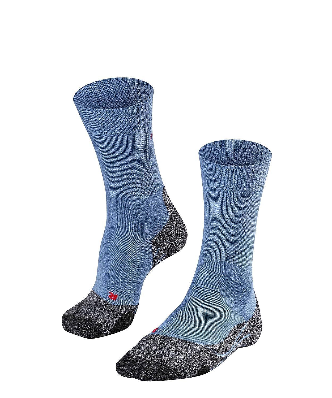 Meindl Merino Trekking Socken 36-39 rot Air Revolution Dry Merinowolle  Gr
