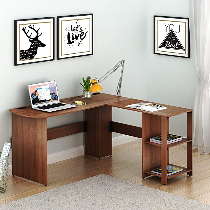 Top 8 Desks For Home Office With Keyboard Drawer
