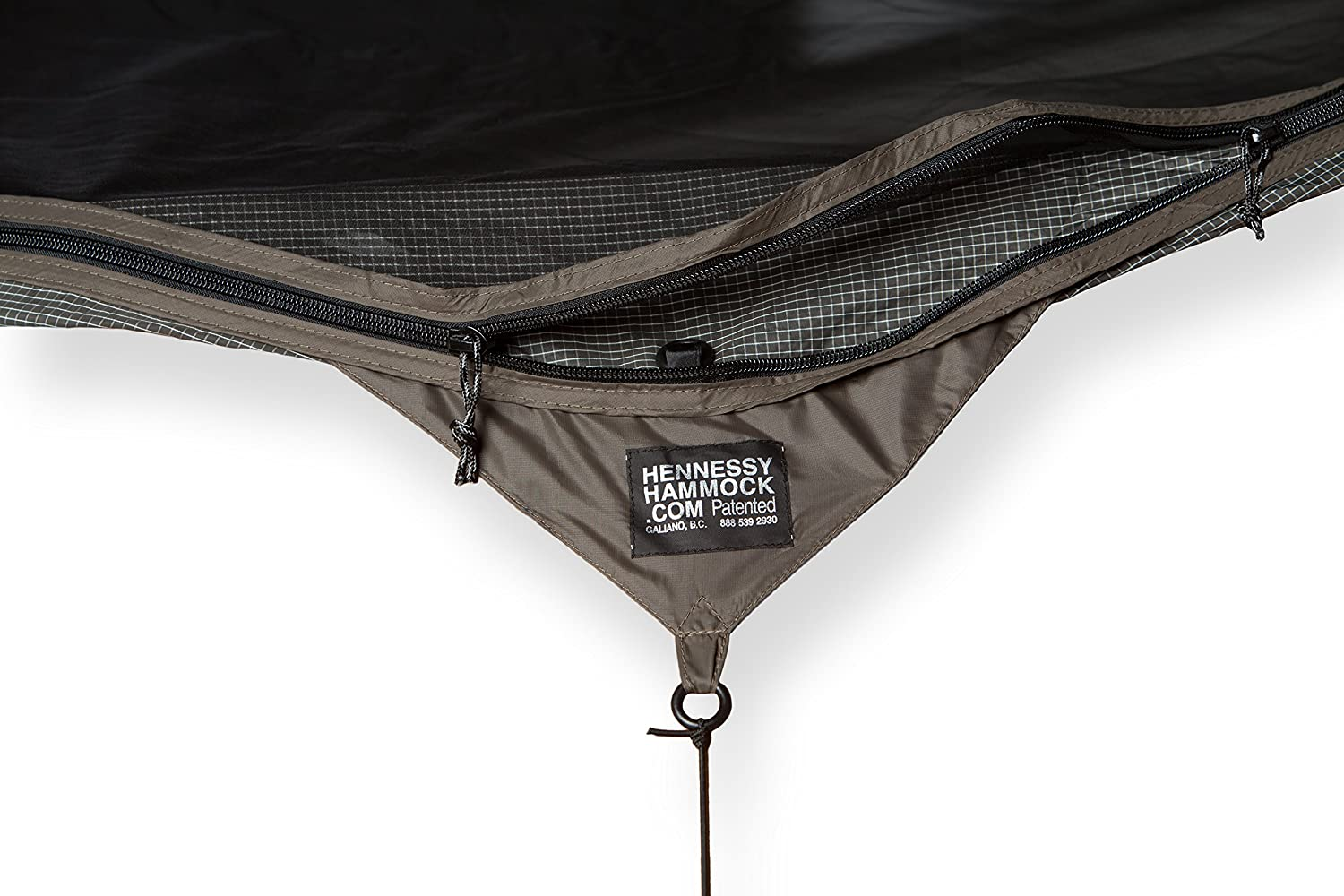 Hennessy Hammock – Explorer Ultralite Zip XL – Roomier Than The Backpacker and Lighter Than The Expedition