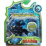 Cómo entrenar a tu dragón - Mini Desdentado, Dragons mini Toothless (Bizak 61926628)