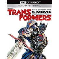 Transformers: Ultimate Five Movie Collection (4K Uhd/Digital) [Blu-ray]