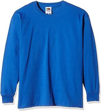 Fruit of the Loom Camiseta Unisex niños