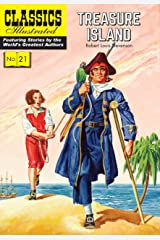 Treasure Island (Classics Illustrated) Paperback