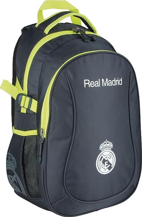 Premium Real Madrid Mochila Ronaldo Mochila Escolar funda 44 x 32 x 24 cm inoxidable 2017