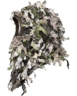 04d68561b143e North Mountain Gear Ghillie Camouflage Face Mask - Hunting Accessories -  Hunting Hat - Turkey Hunting