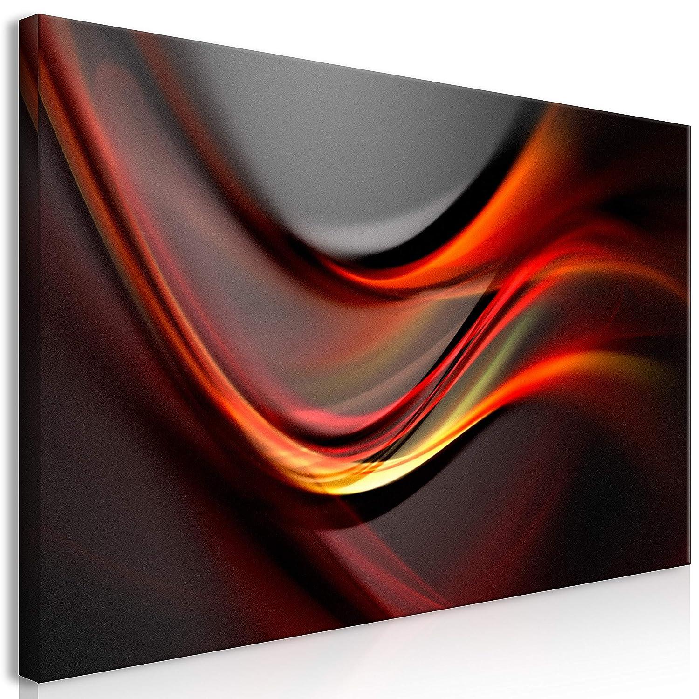 murando Mega XXXL Abstrakt Wandbild 160x80 cm - Einzigartiger XXL Kunstdruck zum Aufhängen Leinwandbilder Moderne Bilder Wanddekoration - Design a-A-0138-ak-g
