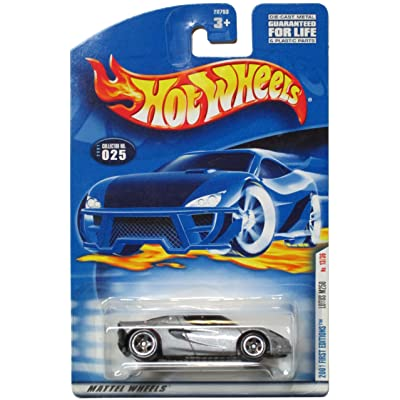 Hot Wheels 2001-025 First Editions Lotus M250 Project SILVER 1:64 Scale: Toys & Games