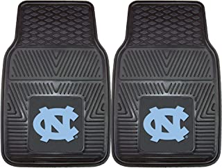 "product image for FANMATS - 8997 NCAA UNC University of North Carolina - Chapel Hill Tar Heels Vinyl Heavy Duty Car Mat 18""x27"""