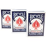 Masters Bicycle Combo: Invisible, Svengali and a Standard Deck Blue Back
