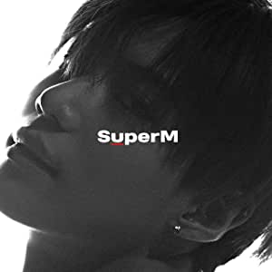 Superm The 1st Mini Album: Taemin Version