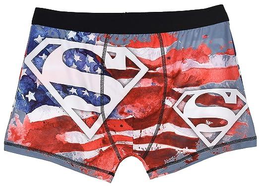9cb0b52688877f Dc.Comics Superman Herren Unterhose Set: Amazon.de: Bekleidung