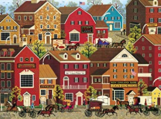 product image for Buffalo Games - Charles Wysocki - Lilac Point Glen - 1000 Piece Jigsaw Puzzle