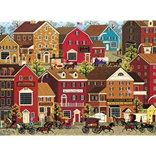 Buffalo Games - Charles Wysocki - Lilac Point Glen - 1000 Piece Jigsaw Puzzle